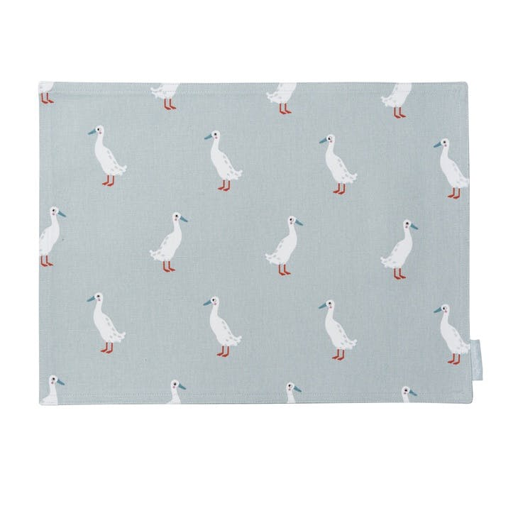 'Runner Duck' Fabric Placemat