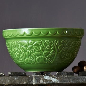 In the Forest Mixing Bowl - 21cm; Green