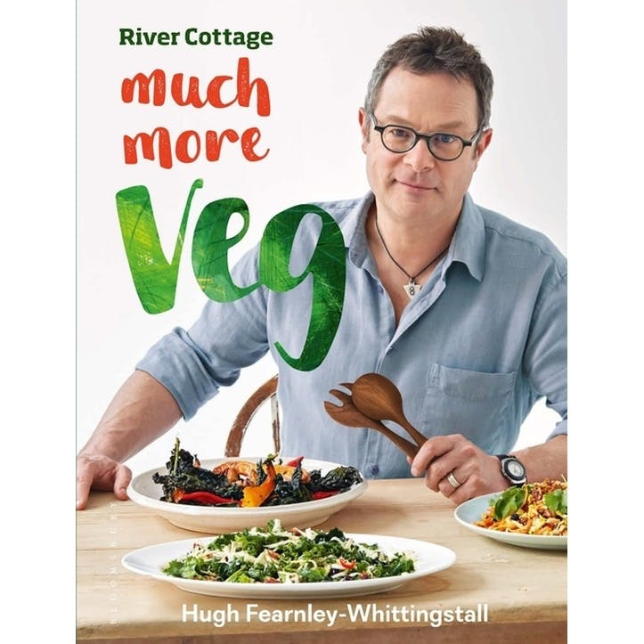 Hugh Fearnley-Whittingstall's River Cottage Much More Veg