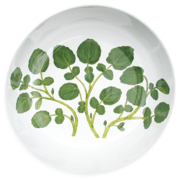 Watercress Round Bowl - 24cm