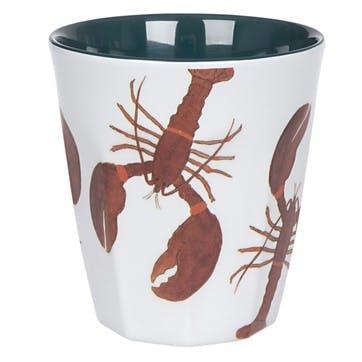'Lobster' Melamine Beaker