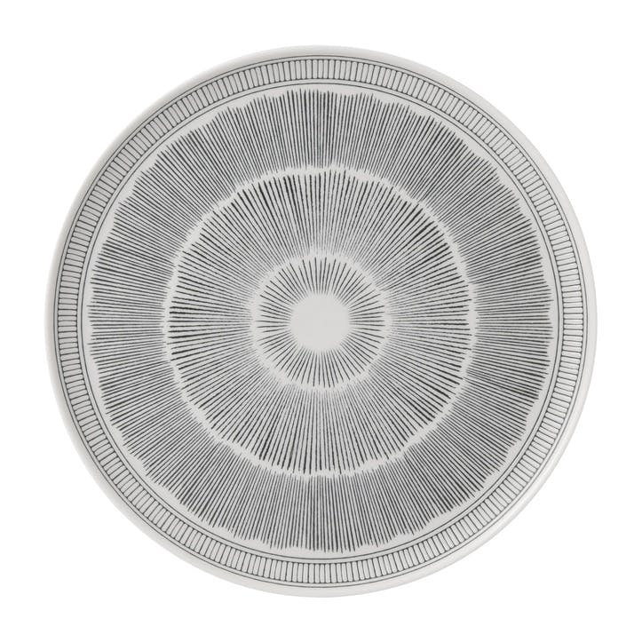 ED Ellen DeGeneres Serving Platter, Charcoal Grey
