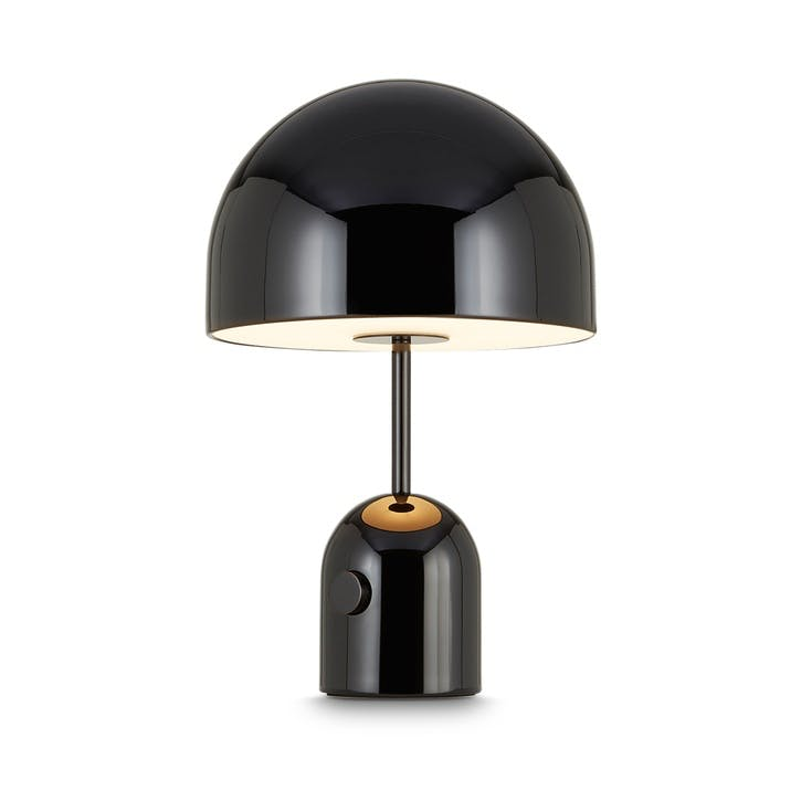 Bell Table Lamp, Black