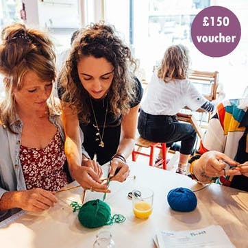 £150 Gift Voucher - Sewing/Knitting classes