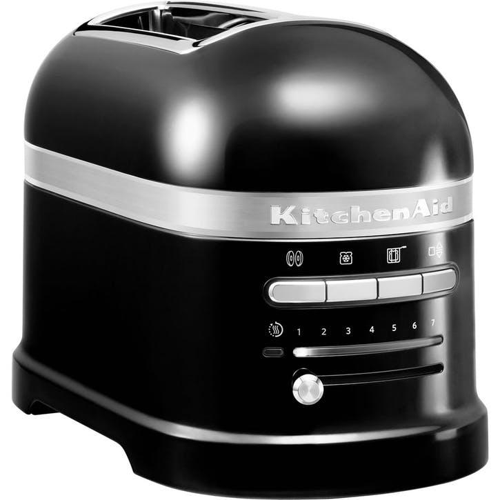Artisan Toaster 2 Slot; Onyx Black