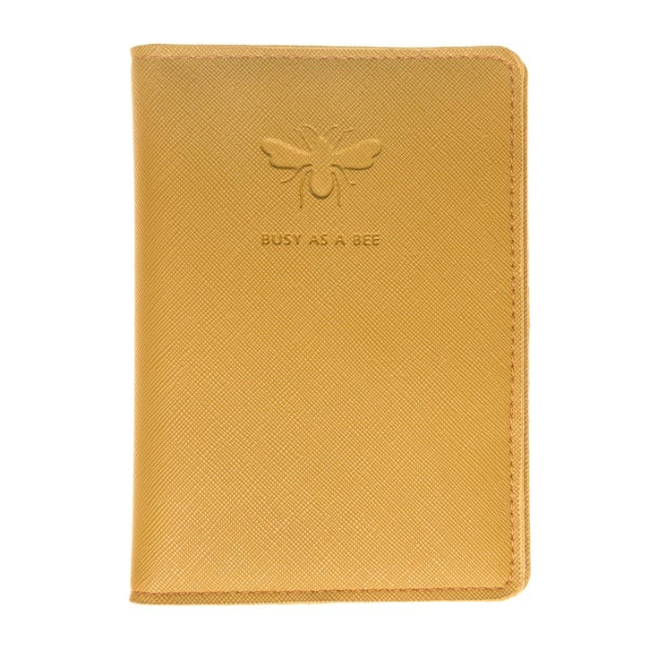 'Bees' Passport Holder