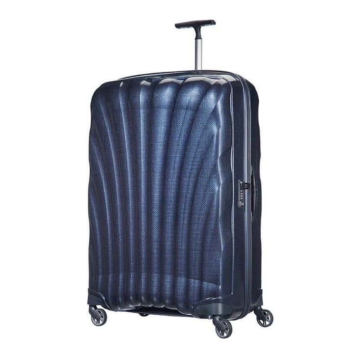 Cosmolite Spinner Suitcase, 81cm, Navy