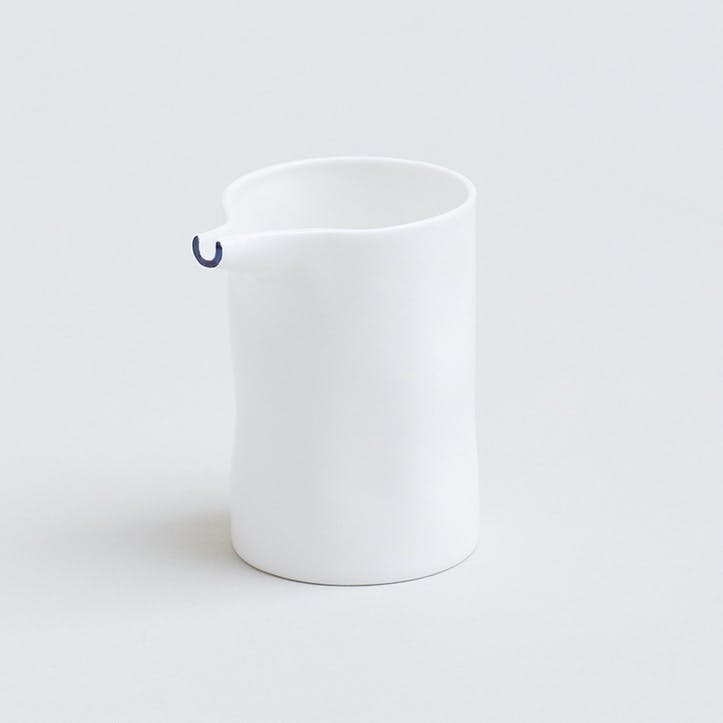 Cobalt Milk Jug