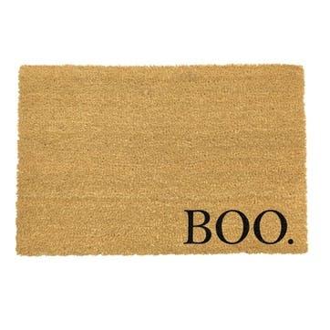 Boo Doormat