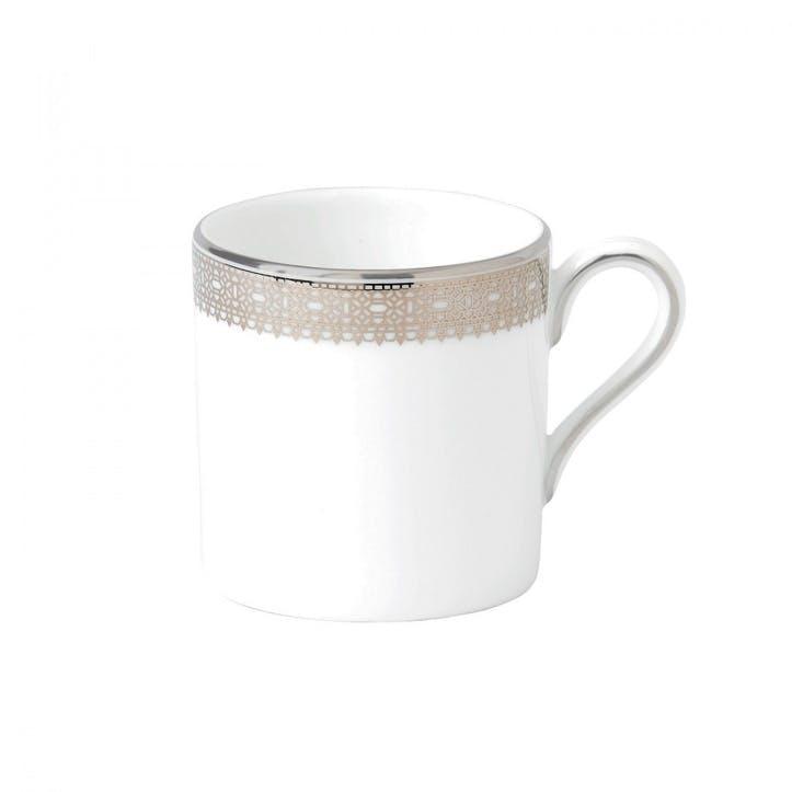 Lace Platinum Espresso Cup