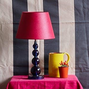 Aurora Table Lamp in Blue, 32cm
