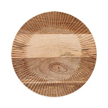 Soria Wooden Chopping Board, Medium