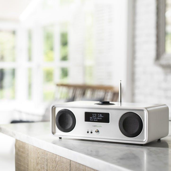 R2 Mk3 Streaming Music System; White