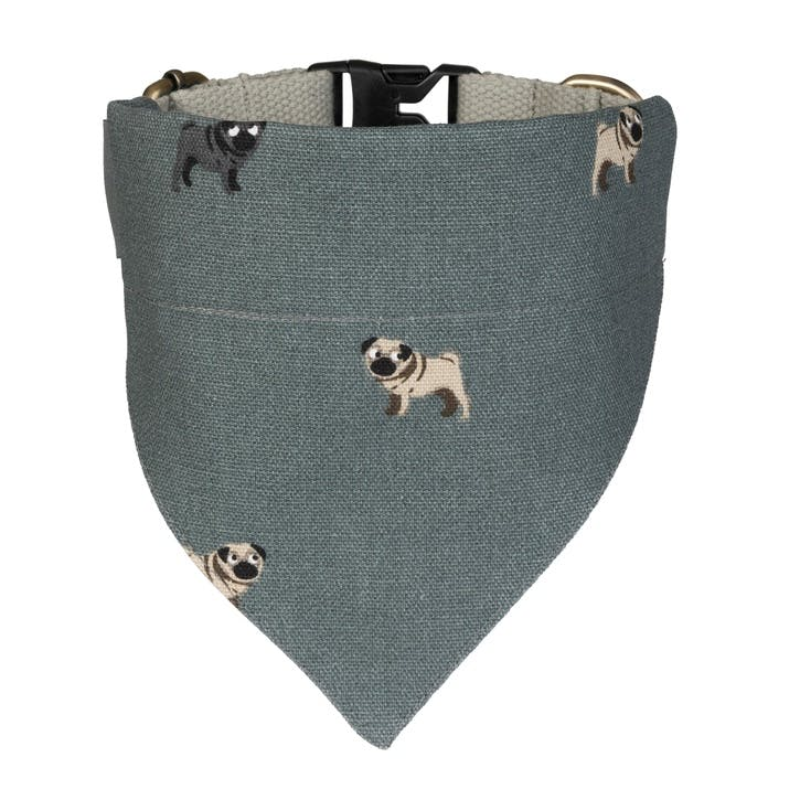 'Pug' Neckerchief Collar - Small
