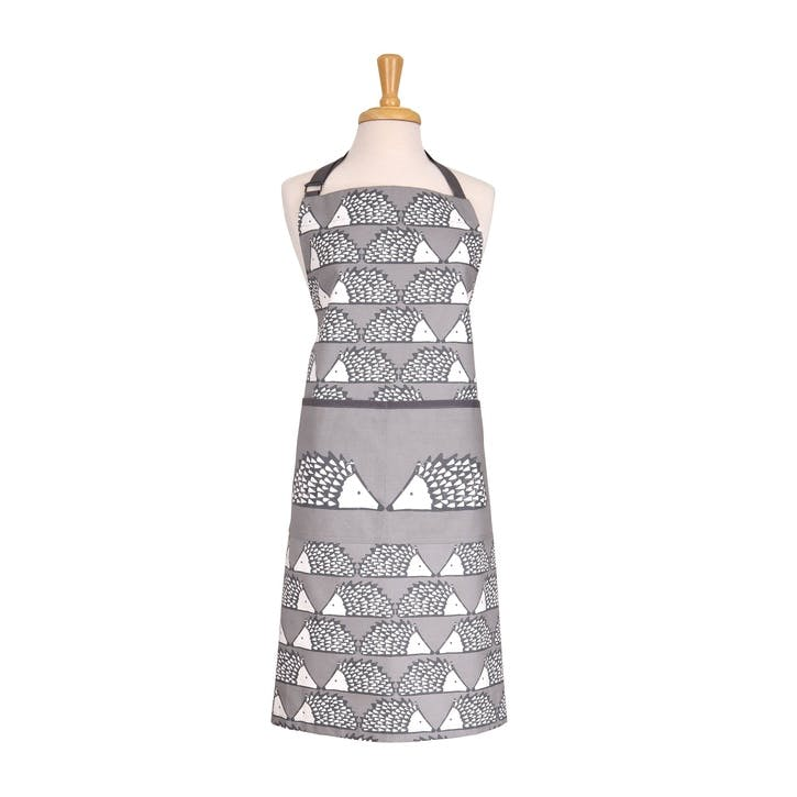 Spike Apron, Grey