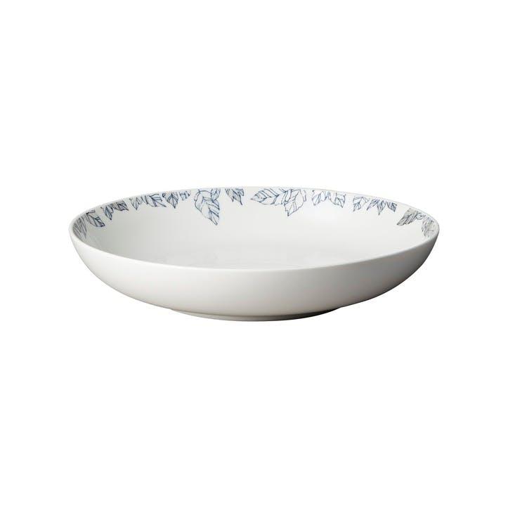 Fleur Pasta Bowl, 24.5cm