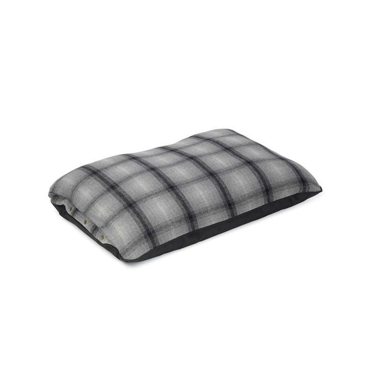 Tweed & Water Resistant Cushion - S/M