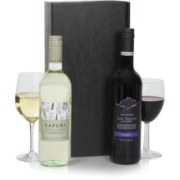 Best of Both Wine Gift Box