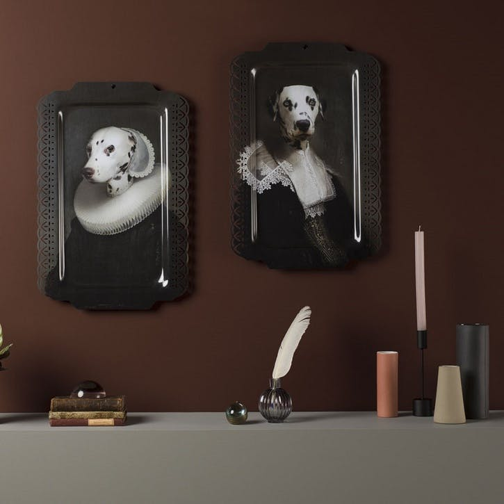 Galerie De Portrait Sapho Tray