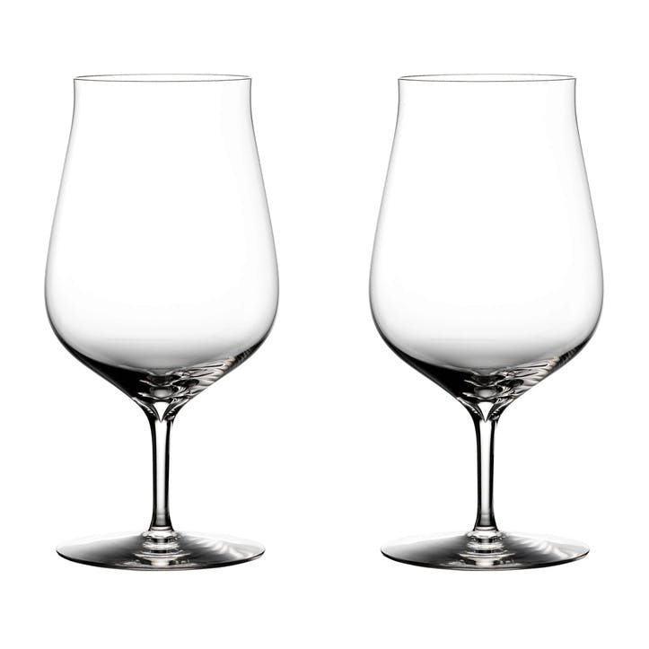 Elegance Hybrid Glass Set of 2