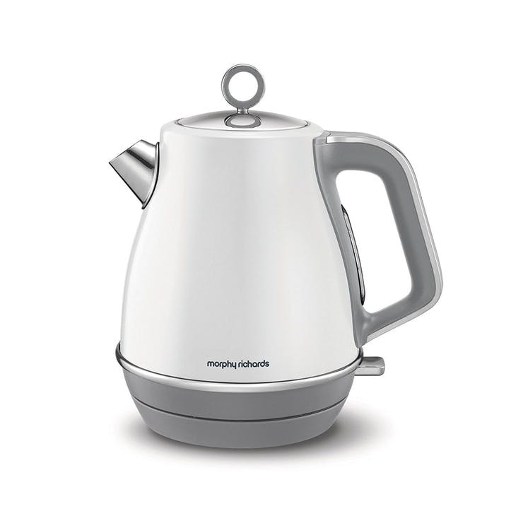 Evoke Jug Kettle; White