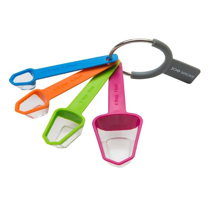 Measuring Spoon Set, 4 Piece