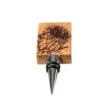 Thistle Oak Bottle Stopper