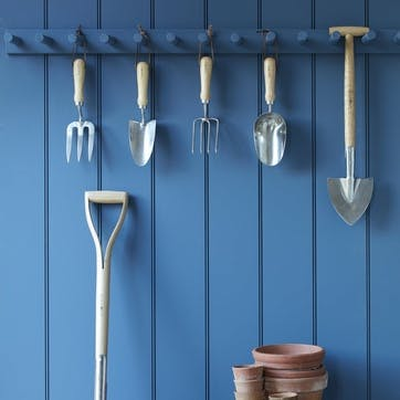 Stainless Steel Mid Handled Perennial Spade