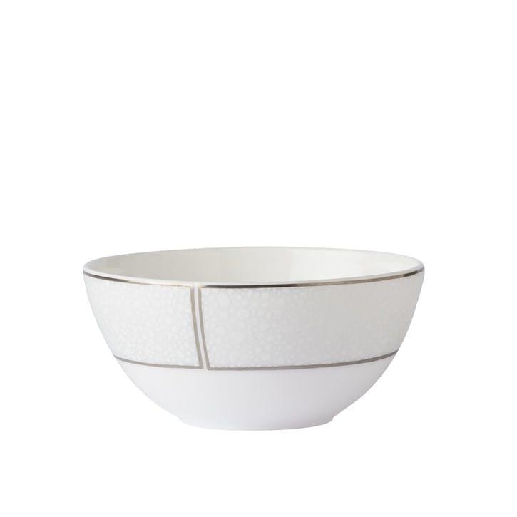 Effervesce Bowl, Pearl, 13cm