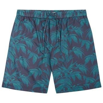 Byron Pyjama Shorts, Extra Large