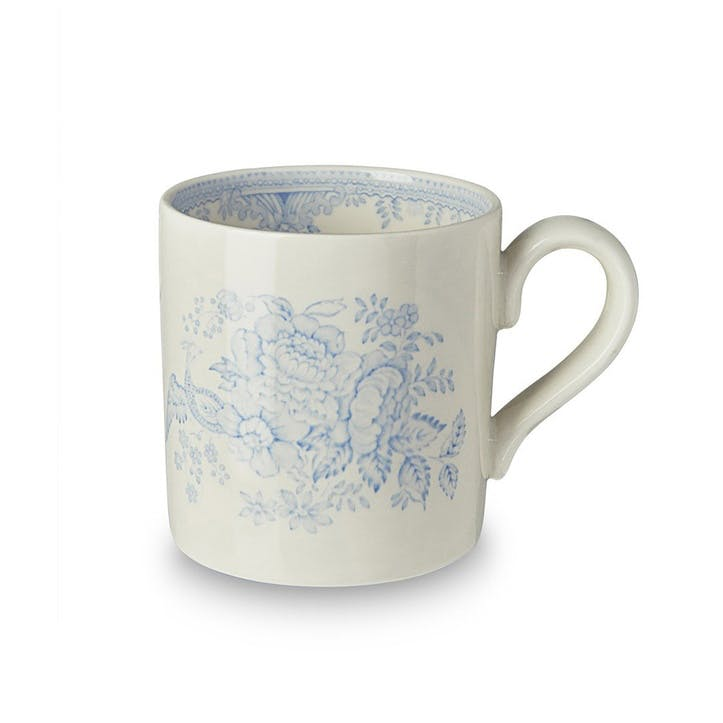 Asiatic Pheasants Mug, 375ml, Blue