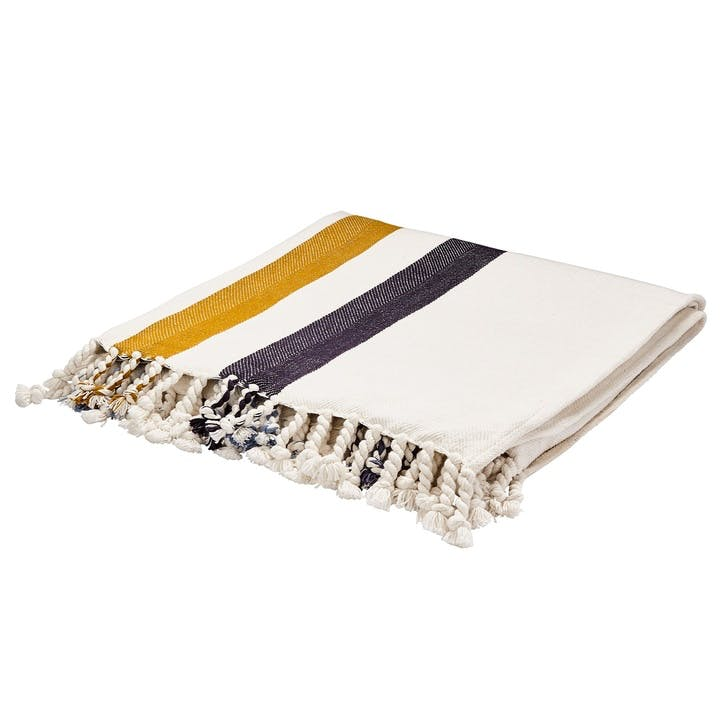 Galley Grade Woven Throw
