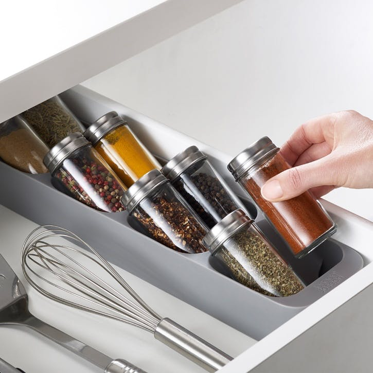 DrawerStore Compact Spice Rack