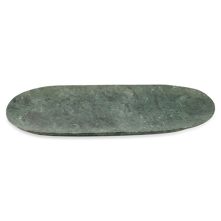 Ovah Marble Platter Large
