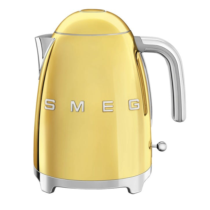 Kettle, Gold