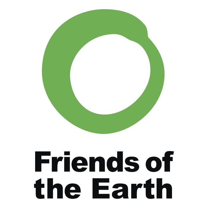 A Donation Towards Friends of the Earth