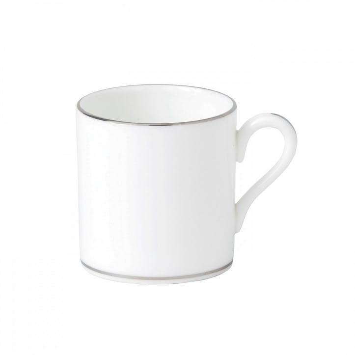 Signet Platinum Coffee Cup