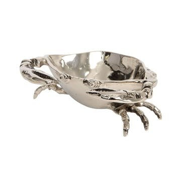 Nickel Crab Bowl - Small