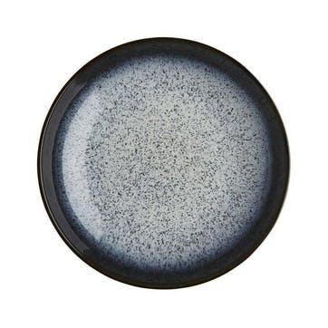Halo Pasta Bowl, 22cm, Black/ Blue