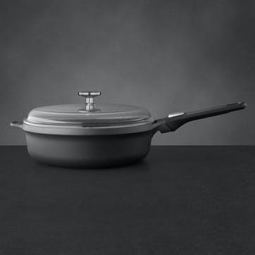 Gem Sautepan with Detachable Handle, 28cm