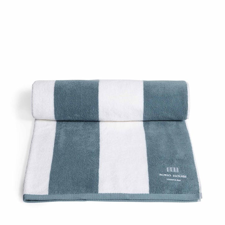 House Pool Towel, Chicago