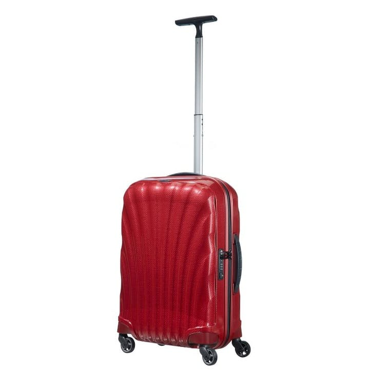 Cosmolite Spinner Suitcase, 55cm, Red
