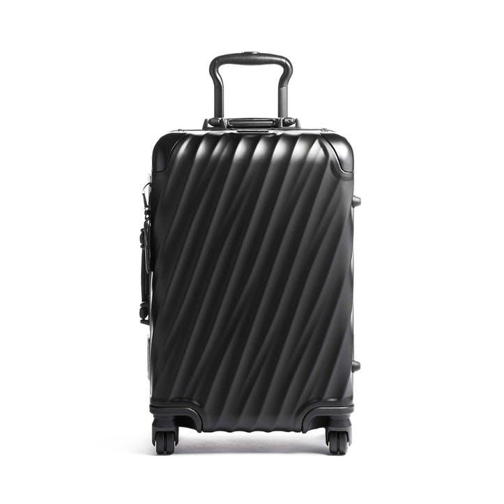 19 Degree Suitcase, 56cm, Matte Black
