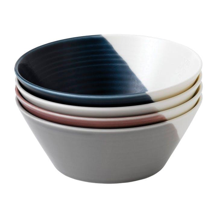 Bowls of Plenty Cereal Bowl, Set of 4