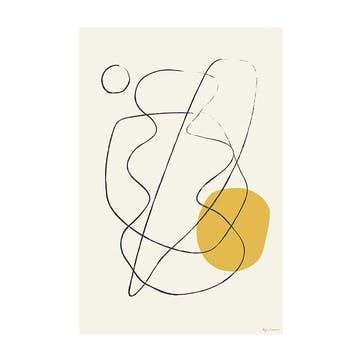NG 03,  By Garmi Art Print