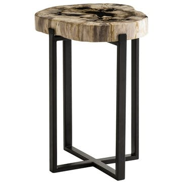 Peter Disc Lamp Table