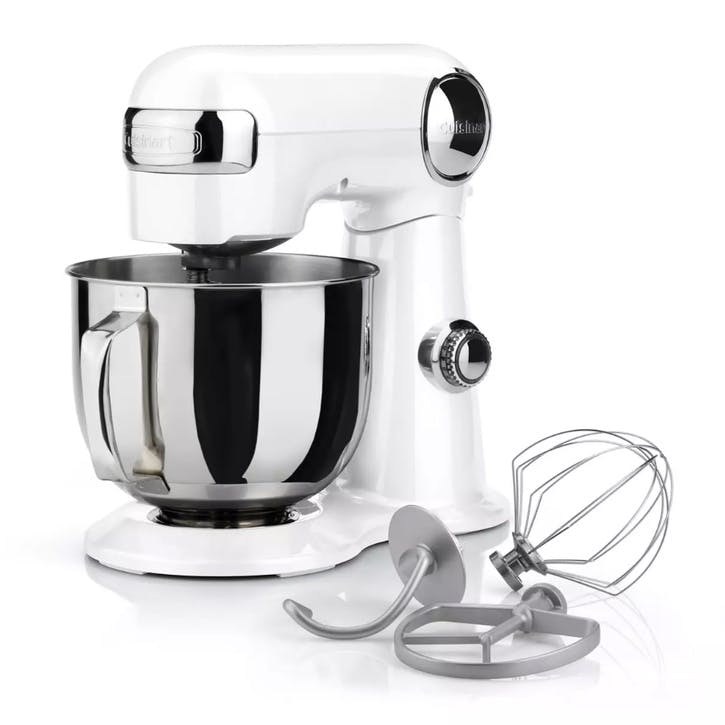Precision Stand Mixer; White