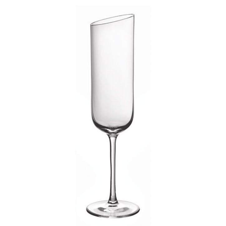 NewMoon Champagne Flute, Set of 4