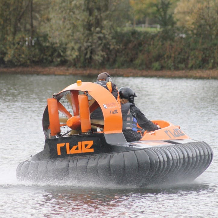 Hovercraft Experience for Two