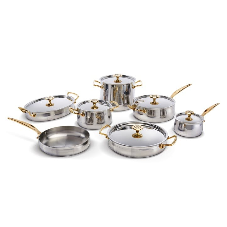 Platine 7 Piece Cookware Set